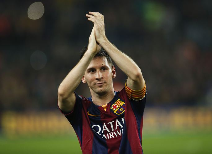 Messi ngây ngất trên đỉnh châu Âu