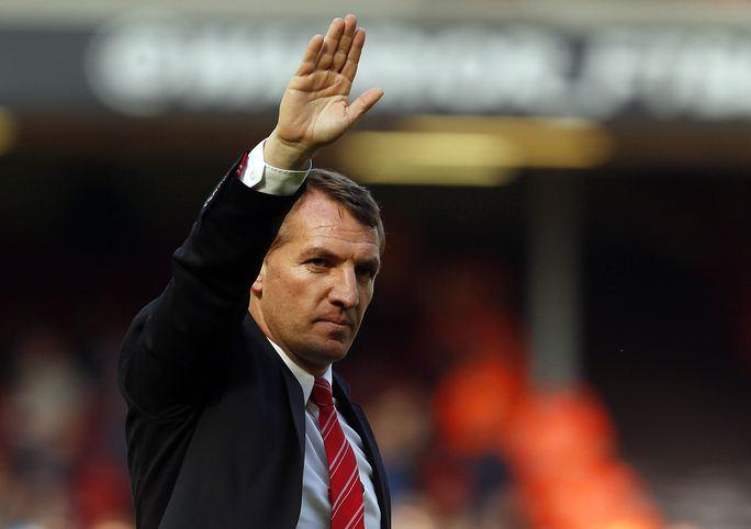 Một mùa giải thành công của Rodgers cùng Liverpool