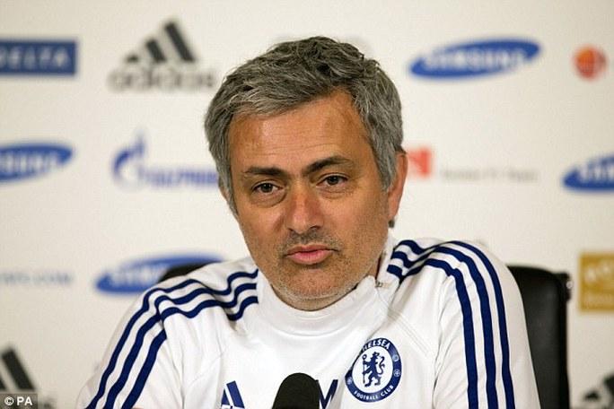 Ông Mourinho vẫn giữ giọng điệu mỉa mai như ngày nào