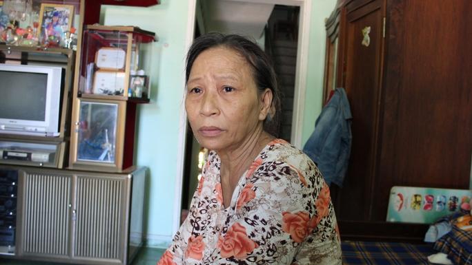Bà Nguyễn Thị Chiệu kể lại vụ việc bị nàng dâu cũ đánh