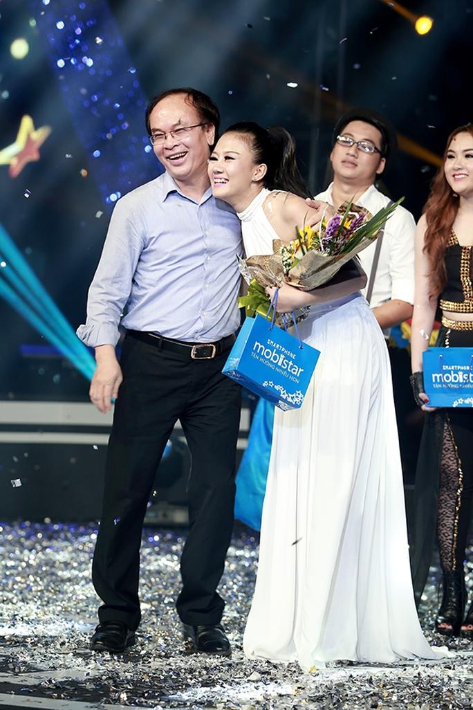 Nhận được tới 54% tin nhắn bình chọn của khán giả, giải  khán giả bình chọn đã thuộc về ca sỹ Nguyễn Thị Thủy