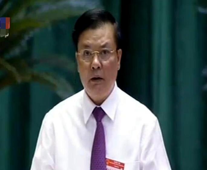 Bộ trưởng Tài chính Đinh Tiến Dũng: Nợ công của Việt Nam vẫn nằm trong ngưỡng an toàn