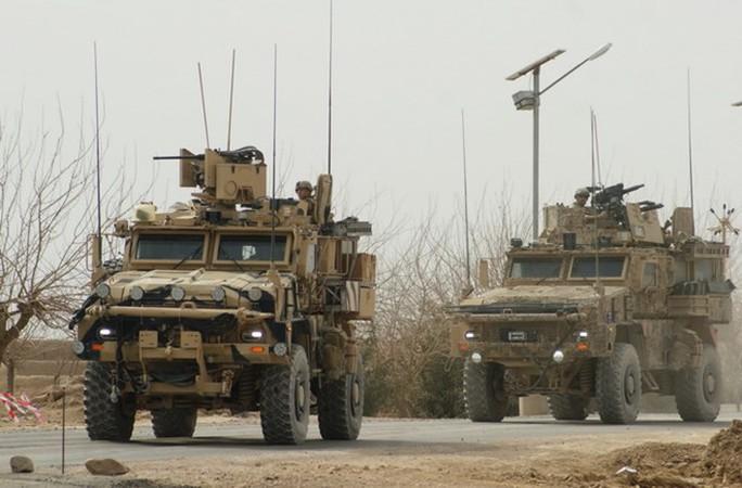 NATO tung thêm lực lượng lục quân, không quân đến Đông Âu Ảnh: AFP/TTXVN