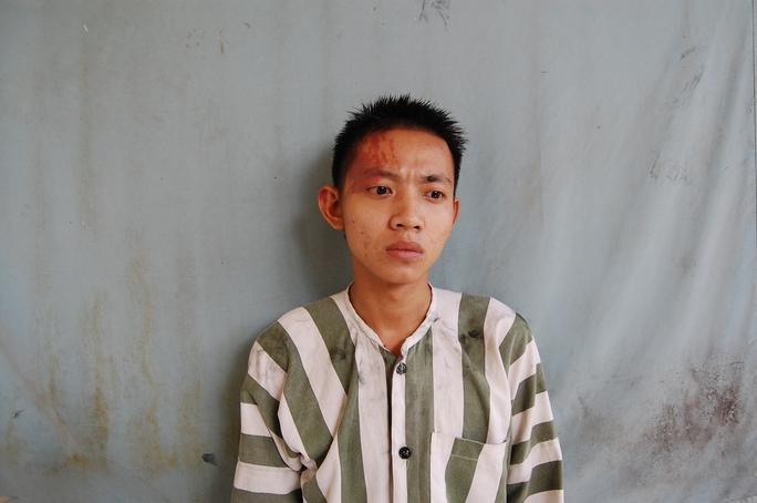 Cao Xuân Quang đã vứt vành tai nạn nhân ngoài đường