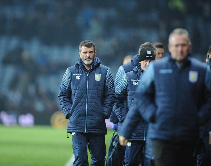 Với cá tính mạnh, Roy Keane rất khó được lòng các cầu thủ