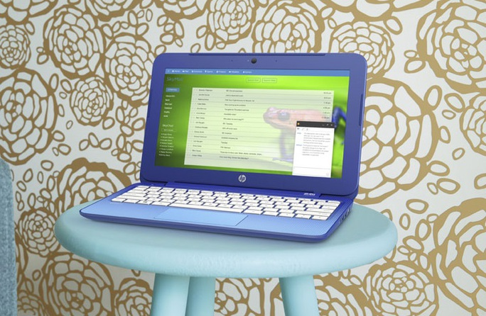 Dòng Stream chạy Windows có thiết kế nhiều màu sắc trẻ trung.