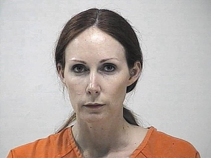Nữ diễn viên Shannon Guess Richardson đã bị kết án 18 năm tù. Ảnh: Reuters