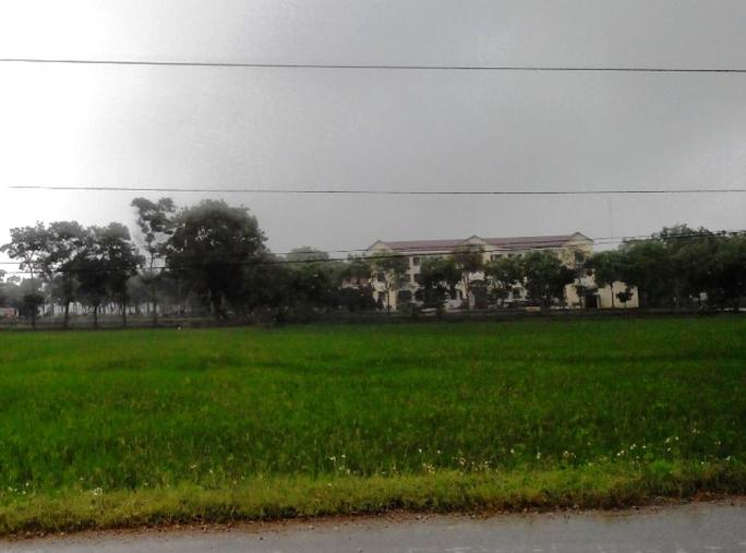 Trại giam Thanh Phong nơi xảy ra vụ mất 6 khẩu súng K54