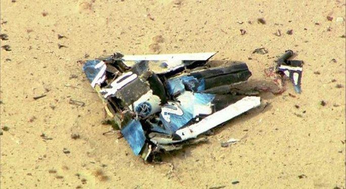 Tàu vũ trụ nổ khi bay thử, 2 người thương vong