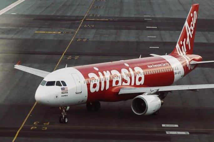 Một chiếc máy bay của hãng Air Asia. Ảnh: Reuters