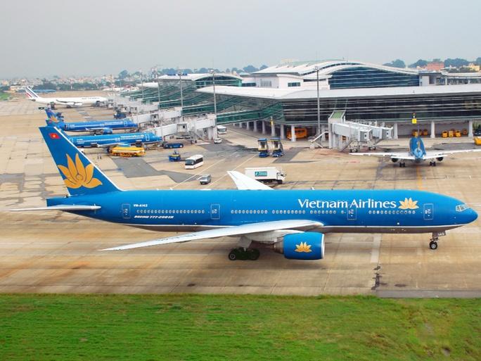 Sân bay Tân Sơn Nhất. Ảnh minh hoạ