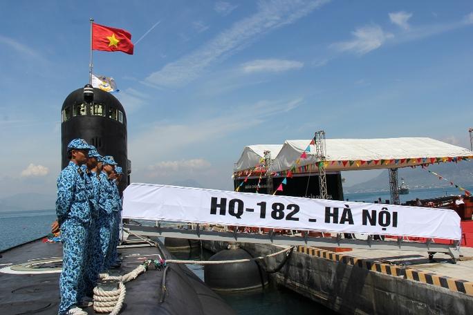 Tàu ngầm Hà Nội