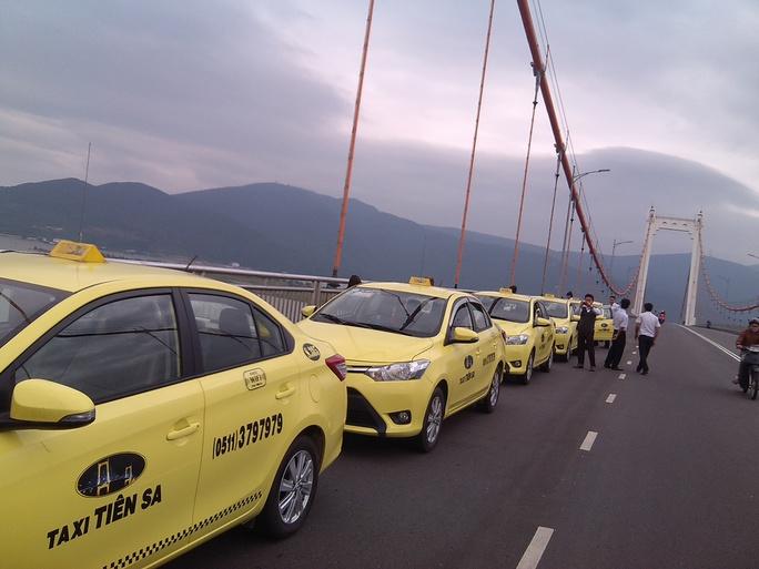 Taxi Tiên Sa chính thức cung ứng wifi miễn phí