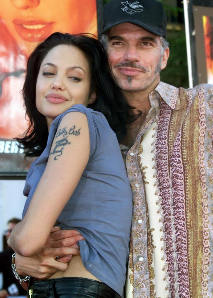 Angelina và chồng cũ