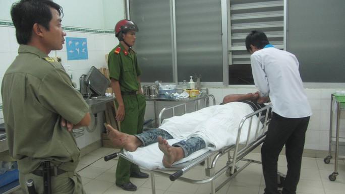 Trần Văn Cường tại bệnh viện