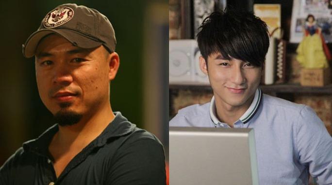 """Nhạc sĩ Huy Tuấn (trái) cho biết anh công bố việc không còn hợp tác với Sơn Tùng M-TP (phải) """"để tránh những hiểu lầm không đáng có"""""""