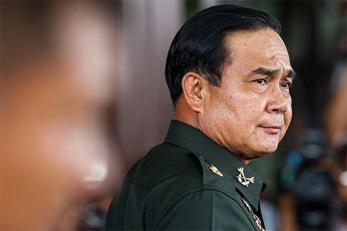 Tướng Prayuth Chan-ocha sẽ nghỉ hưu vào tháng 9 tới. Hiện ông đang giữ chức thủ tướng tạm quyền Thái Lan. Ảnh: Reuters