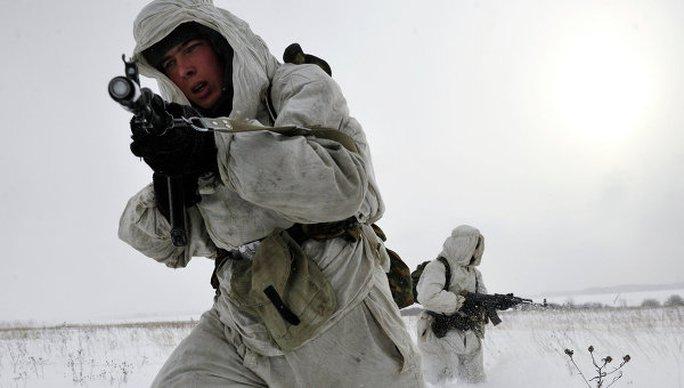 150.000 binh sĩ Nga tham gia tập trận đến ngày 3-3. Ảnh: RIA Novosti