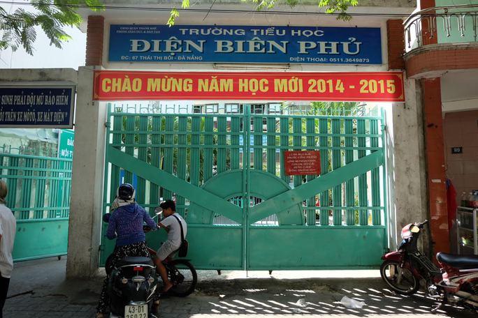 Trường Tiểu học Điện Biên Phủ, Đà Nẵng