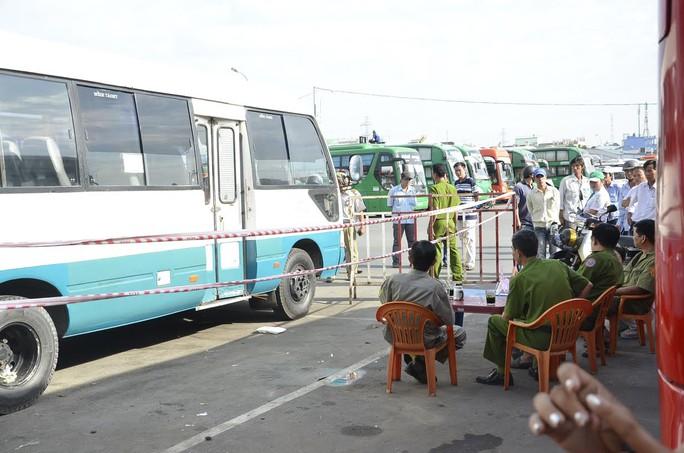 Công an quận Bình Tân đang làm rõ vụ việc