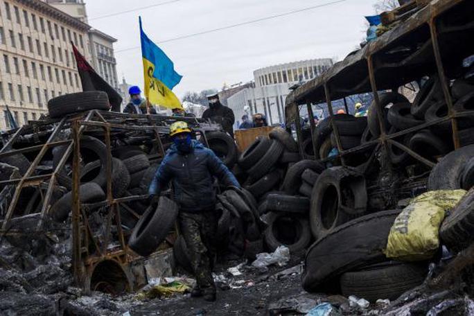 Xung đột ở Ukraine khiến nhiều người thiệt mạng. Ảnh: Reuters
