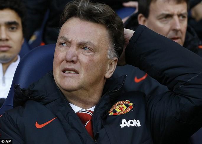HLV Van Gaal than vãn về lịch thi đấu ở Premier League