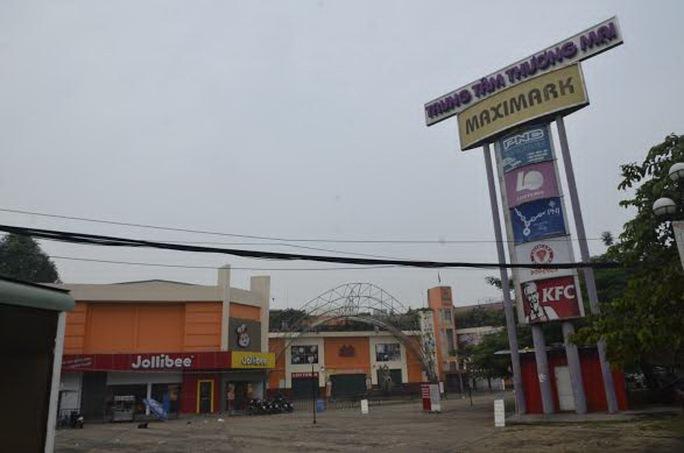 Trộm đột nhập nhiều tiệm vàng ở Maximark Cộng Hòa