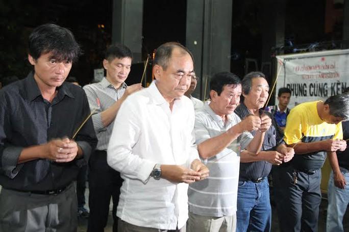 Giới bóng đá tưởng nhớ cựu danh thủ Phạm Huỳnh Tam Lang