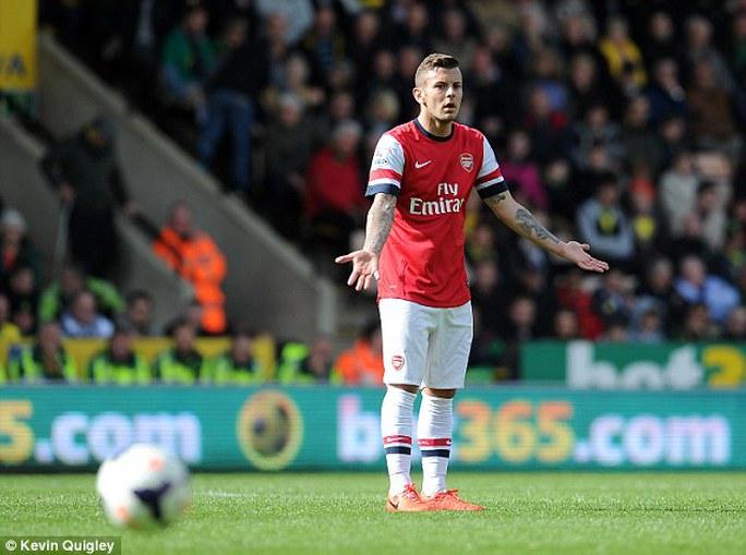 Wilshere bị ông Mourinho lên án dữ dội