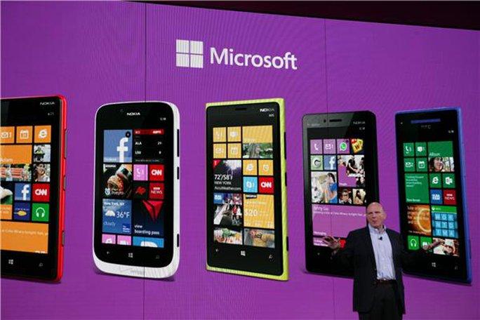 Windows Phone có đáng bị xem thường?