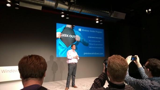 Windows 10 kết hợp giữa Windows 7 và 8 ra mắt
