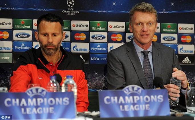 HLV Moyes vẫn lạc quan trước trận gặp Bayern Munich