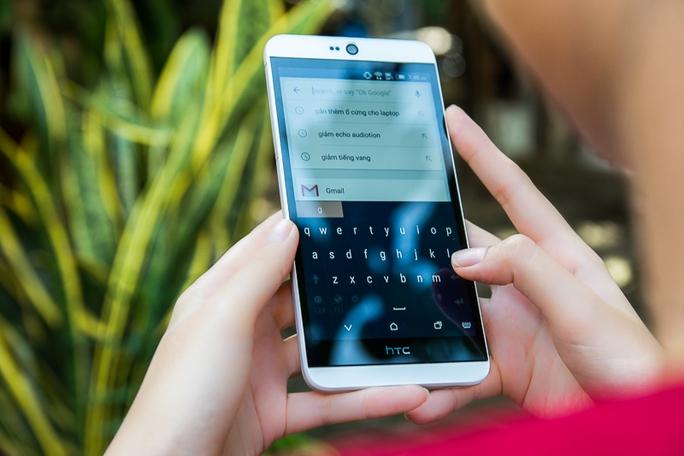 HTC Desire 826 màn hình đẹp, cấu hình tốt