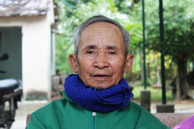 Ông Quyền cho biết, đã tích góp được 8 triệu đồng làm chi phí đi từ TP HCM ra Đà Nẵng thăm ông Nguyễn Bá Thanh.