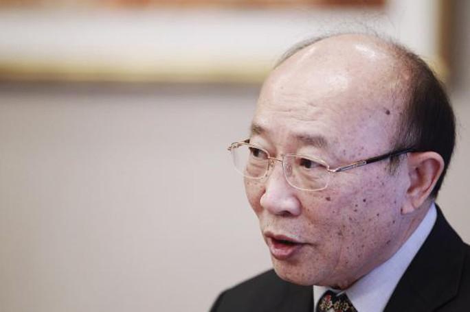 Đại sứ Triều Tiên tại LHQ So Se Pyong. Ảnh: Reuters