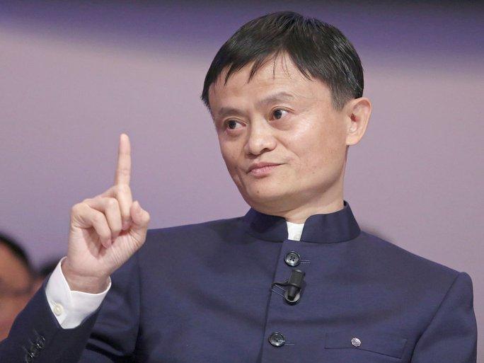 Tỉ phú Jack Ma. Ảnh: Bloomberg