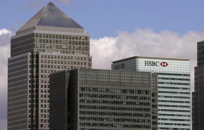 HSBC chi nhánh Thụy Sĩ đang dính cáo buộc giúp người giàu trốn thuế. Ảnh: AP