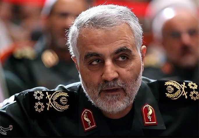 Tướng Qassem Suleimani. Ảnh: Tasnim