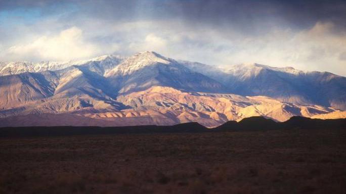 Dãy núi Atlas hùng vĩ ở Morocco. Ảnh: BBC