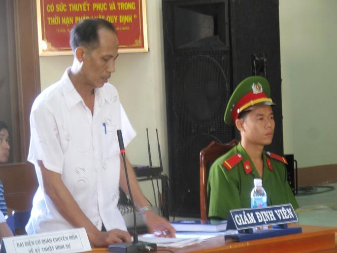 Giám định viên Hồ Viết Thọ cho biết trên người nạn nhân Ngô Thanh Kiều có 63 vết thương