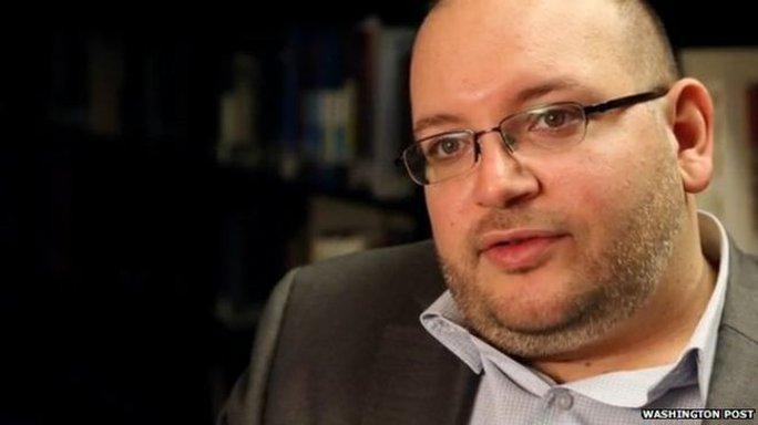 Nhà báo Jason Rezaian. Ảnh: Washington Post