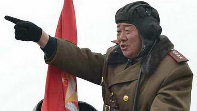 Phía Hàn Quốc không thể xác nhận thông tin Bộ trưởng Quốc phòng Triều Tiên Hyon Yong-chol bị xử tử dù công bố thông tin này. Ảnh: EPA
