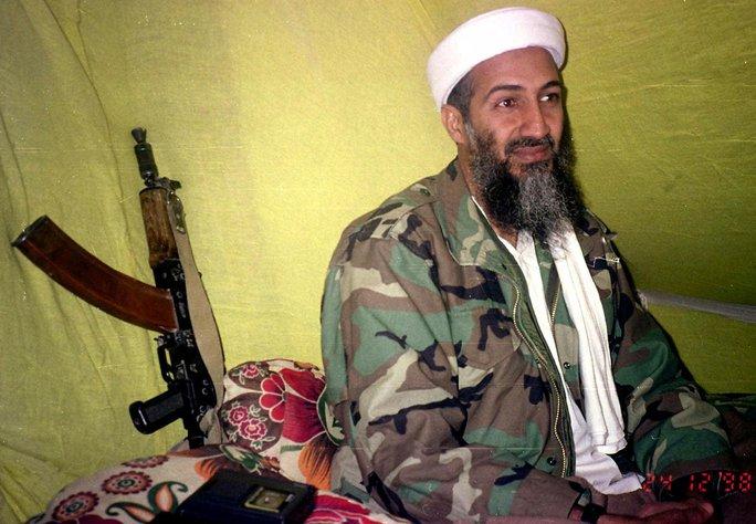 Kẻ thù duy nhất của Bin Laden là nước Mỹ. Ảnh: AP