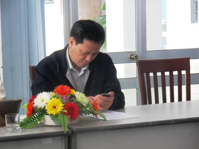 Ông Lê Thanh Phương đã bị đình chỉ công tác 2 tháng