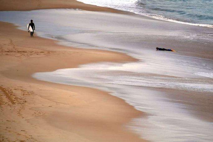 Một bãi biển của Úc. Ảnh: Reuters