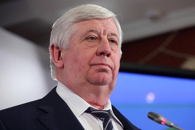 Tổng công tố viên Victor Shokin. Ảnh: Kyiv Post