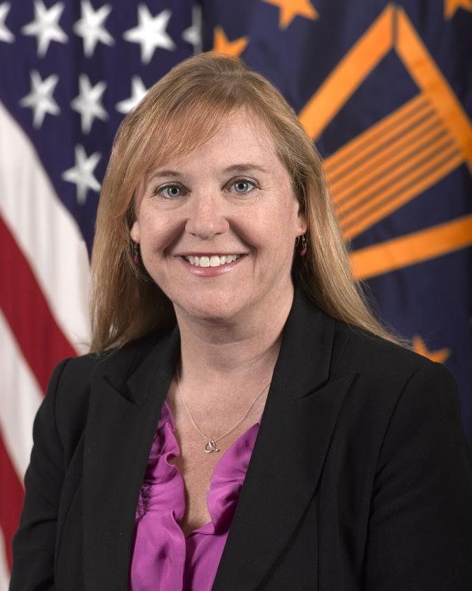 Phó Trợ lý Bộ trưởng Quốc phòng Mỹ phụ trách khu vực Nam Á và Đông Nam Á, bà Amy Searight. Ảnh: Defense