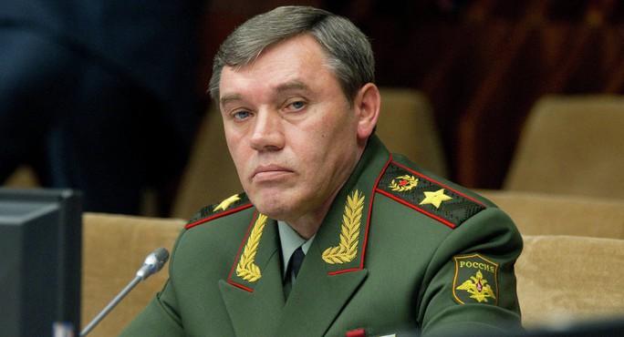 Tướng Valery Gerasimov. Ảnh: Sputnik News