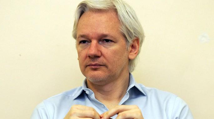 Julian Assange. Ảnh: Reuters