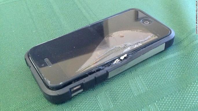iPhone 5c phát nổ khiến một người bị bỏng độ 3